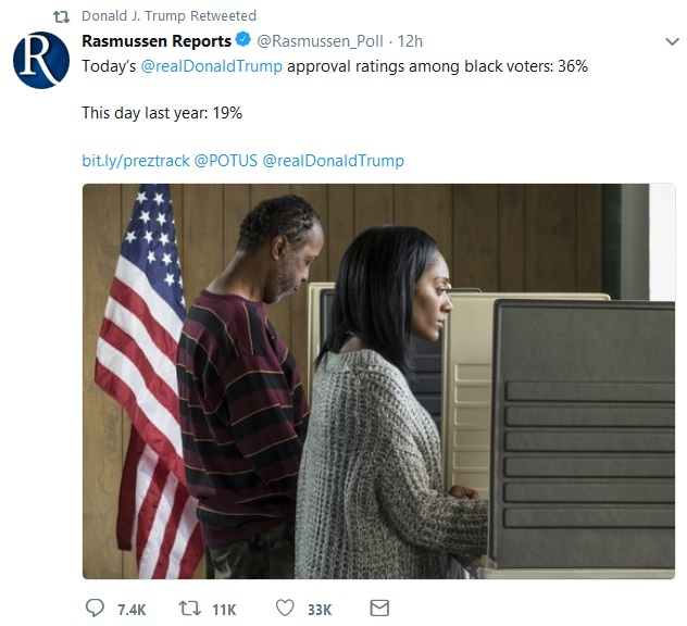 trump-tweet-black-voters