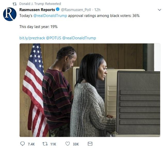 trump-tweet-black-voters